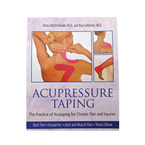Acupressure Taping Book