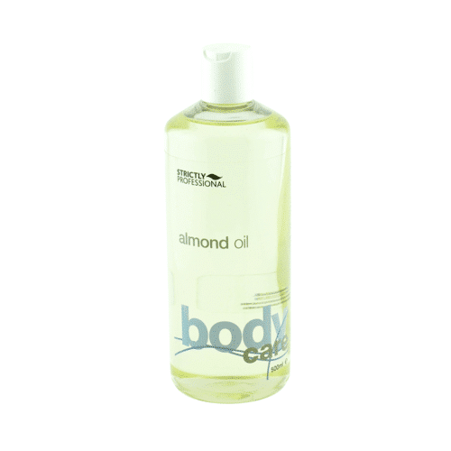 Strictly Professional Almond Massage Oil 500ml
