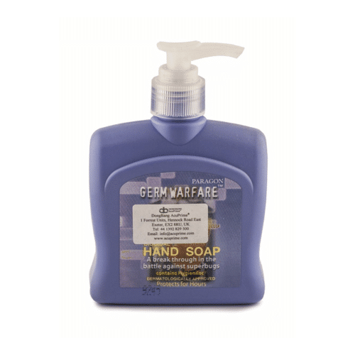 Biocidal Hand Soap 250ml