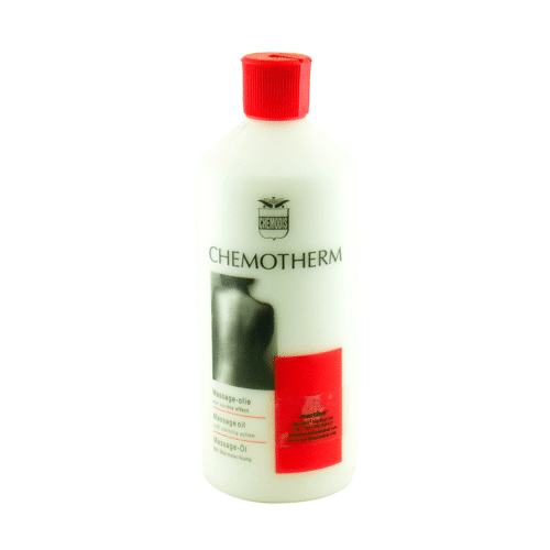 Chemotherm Warming Massage Oil 500ml