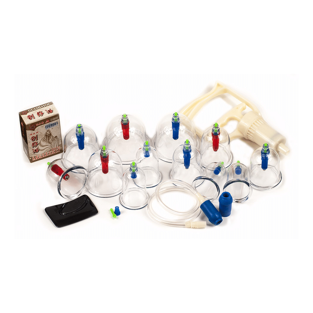 DongBang 14pcs Plastic Cupping Set