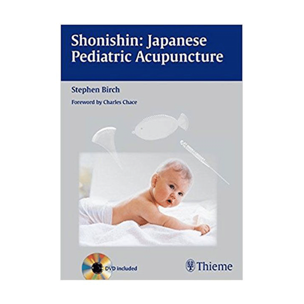 Shoni-Shin: Japanese Paediatric Acupuncture (Book & DVD)