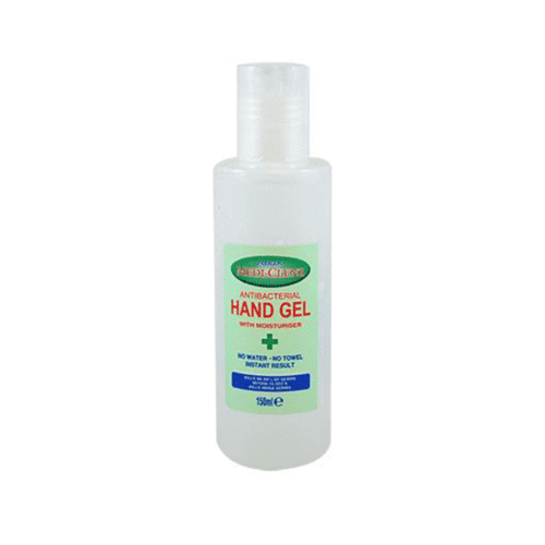 Paragon Antibacterial Hand Gel 70% alcohol, 150ml