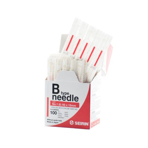 Seirin B-Type Japanese Needles
