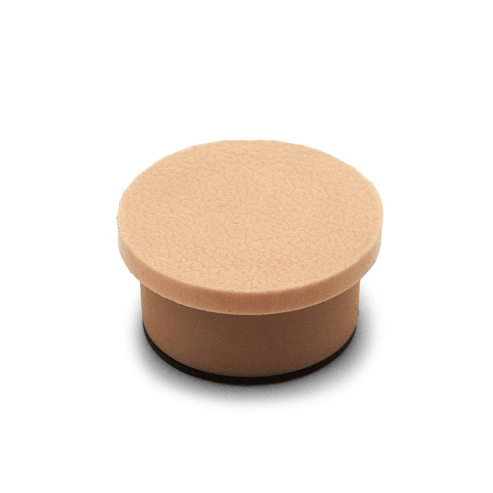 Round Silicone Learning Pad With Base