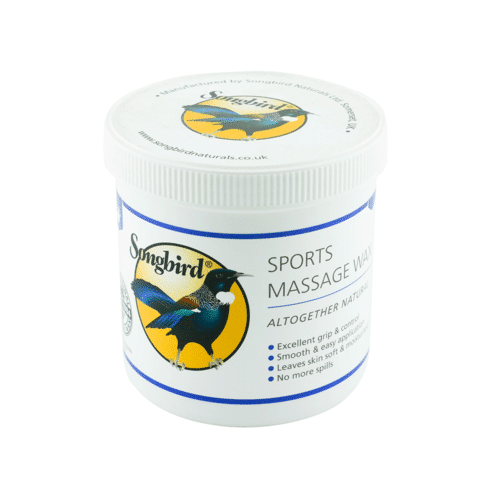 Songbird Sports Massage Wax 550g